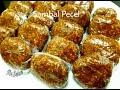 Resep Sambal Pecel