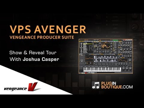 VPS Avenger Production Suite By Vengeance Sound - Show Reveal