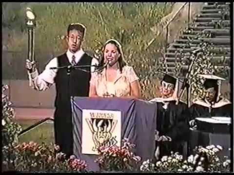 Valencia High School - 1998 Graduation