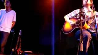 Jesse Lacey feat. Vinnie Accardi - Play Crack The Sky Live at The Roxy HQ