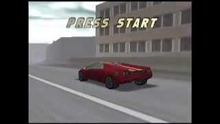 Automobili Lamborghini Demo -  Lamborghini Diablo (N64/Hardware)