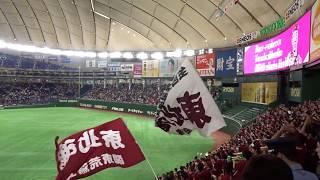 2018.5.24 楽天イーグルス スタメン1-9 東京ドーム