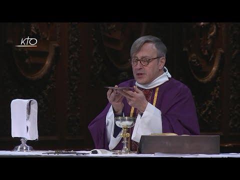 Messe du 23 février 2018