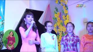 [Tin HTV9] - HÒA NHẠC NĂM MỚI 2019 ( Trường nhạc Sen Hồng )