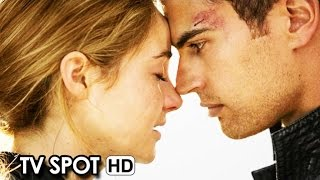"Insurgent Official TV Spot ""Phenomenon"" (2015) - Shailene Woodley, Theo James HD"