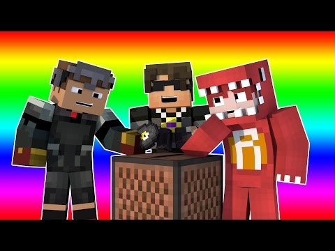 Minecraft Animation - WHY SO BLUE-VACKTOR?! - Видео из Майнкрафт (Minecraft)