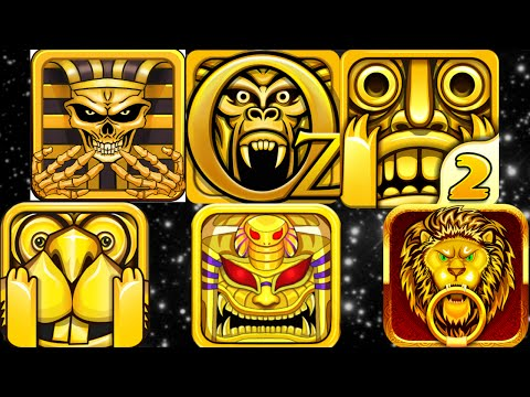Top 10 Temple Run Games On Android