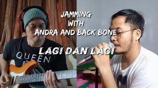 Lagi dan lagi Jamming with Andra and The Backbone