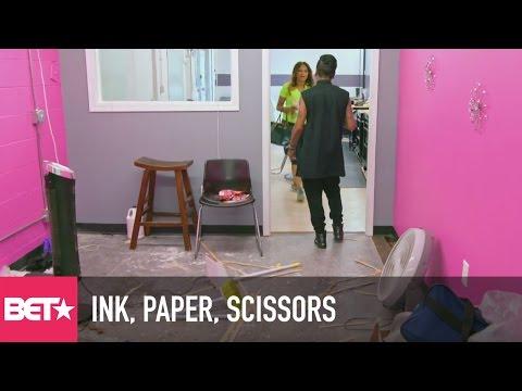 Someone Seeks Revenge on Top ATL Hair Salon | Ink, Paper, Scissors