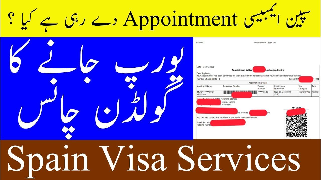 Spain Visa Process - Spain Visa Appointment - Spain Visa File Preparation - Fasi Dubai Dubai