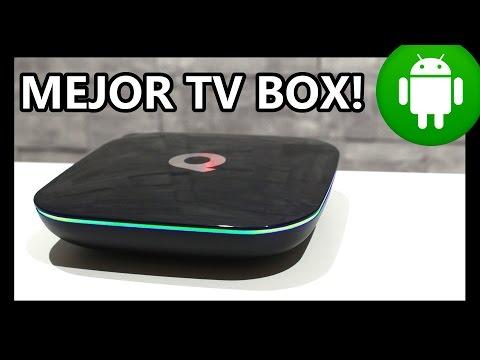 Mejor TV Box con Android Económico - 44€