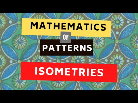 Transformation and Symmetry | Math in the Modern World Patterns