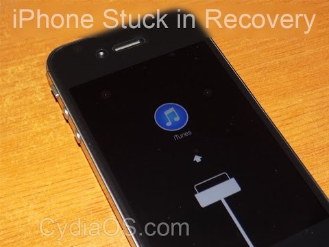 How To Force Iphone To Exit Recovery Mode Using Redsn0w
