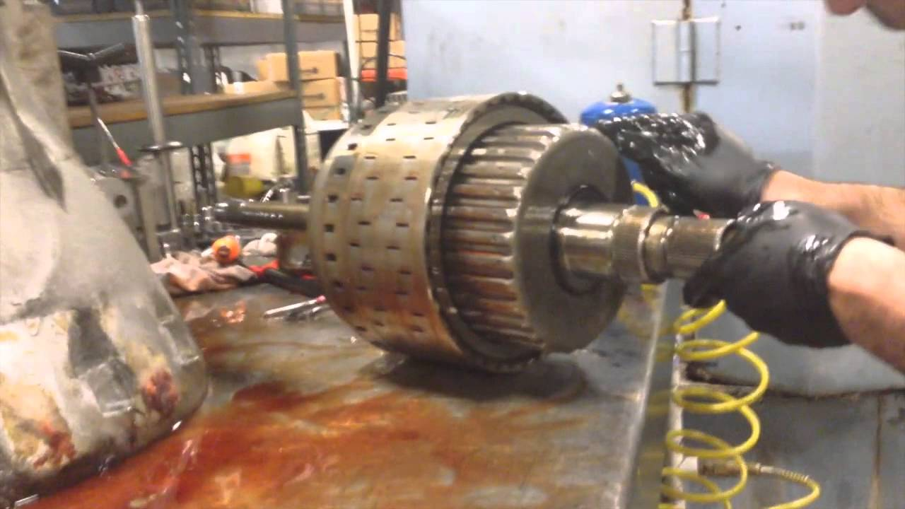 ford 6r140 torqshift transmission disassembly and identification rh youtube com 6R140 Solenoid 6R140 6-Speed Transmission