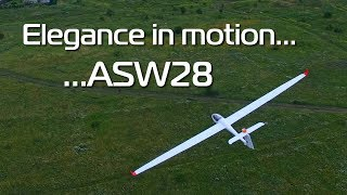 Volantex ASW28 - yet another awesome glider... BUT...