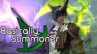 Basically, Summoner [FFXIV]