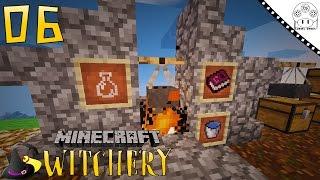 TUTORIAL WITCHERY - #6 KETTLE [MINECRAFT MOD WITCHERY]