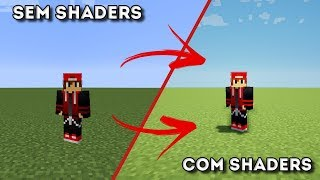 OS SHADERS MAIS LEVES DO MINECRAFT!!!