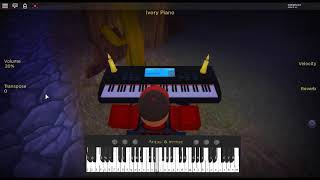 Reach For The Stars - Sonic Colors by: Sonic Team on a ROBLOX piano.