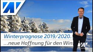 Überraschung bei der aktuellen Wintervorhersage 2019/2020!