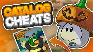 OCTOBER PENGUIN STYLE CATALOG CHEATS (Club Penguin Rewritten)