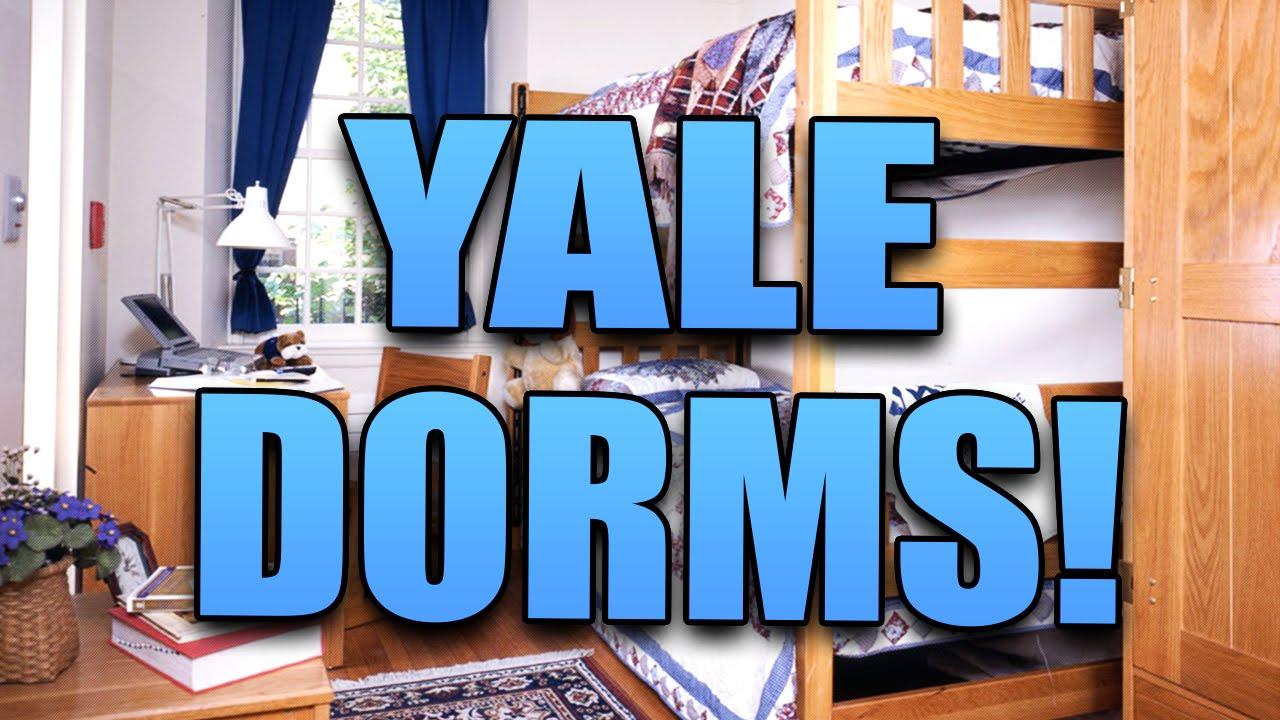 Yale Dorm Tour Yale Vlog 2015 Youtube