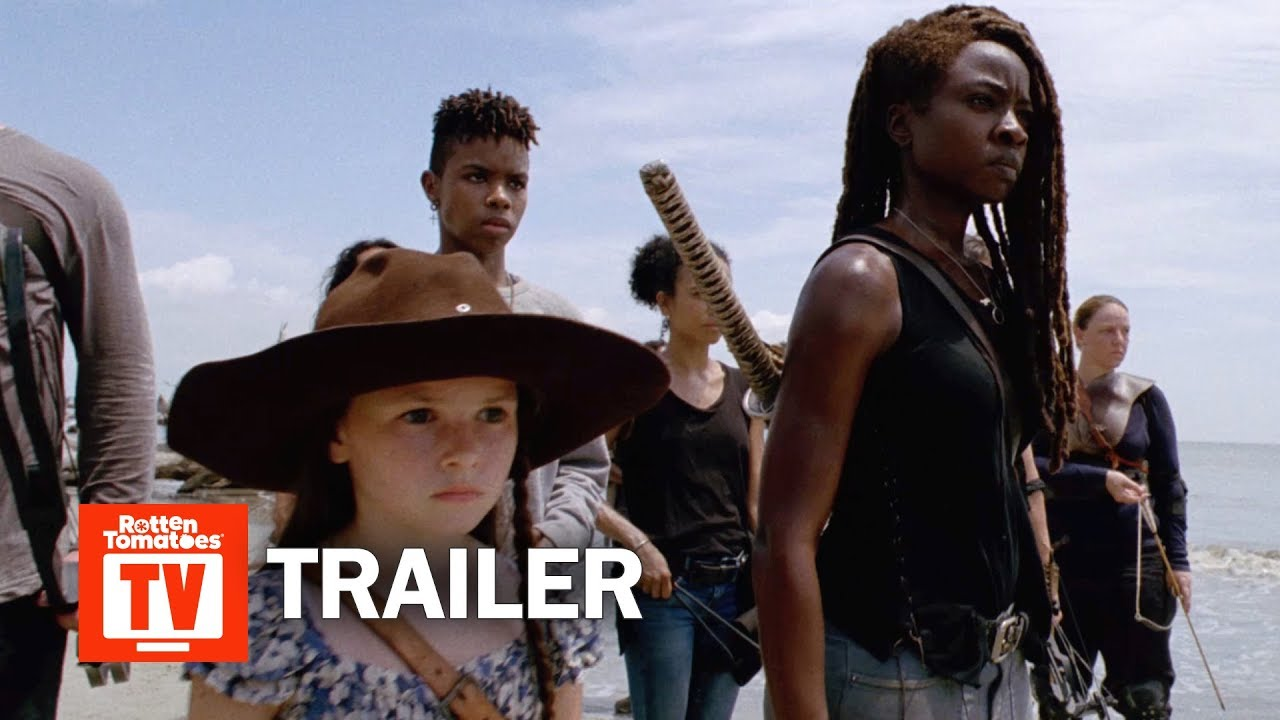 Download The Walking Dead Season 10 Comic-Con Trailer | Rotten Tomatoes TV