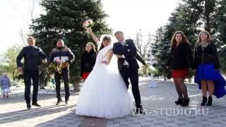 Удивительная свадьба. Евгений и Олеся.