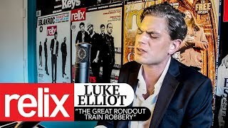 """""""The Great Rondout Train Robbery"""" 