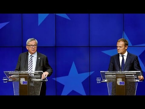 Brussels summit closes with questions on how the European Union will function in the future in…