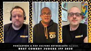 NerdOD - IFF Best Comedy Judge 2020