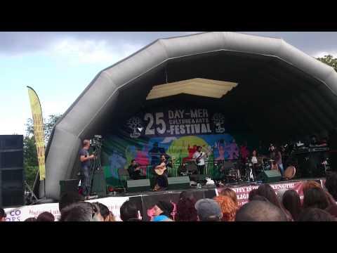 25. DAY-MER Kültür ve Sanat Festivali ( London )2014 - Mikail Aslan - Ninnaye