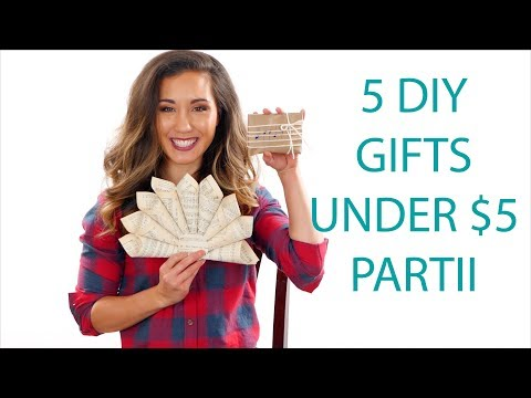 5 DIY Gifts Under $5 Part II - Gifts for Musicians