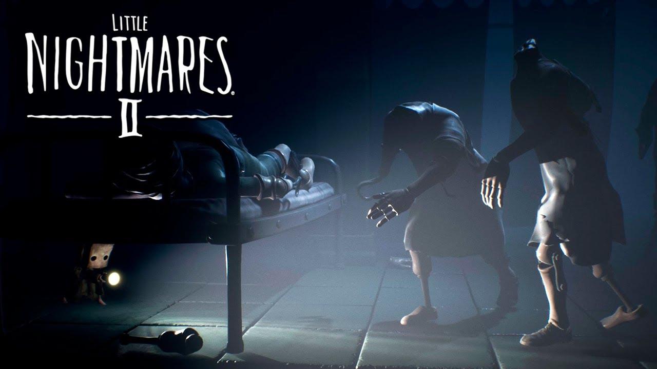 НАМ ЗДЕСЬ НЕ РАДЫ! Жуткая БОЛЬНИЦА с МАНЕКЕНАМИ Прохождение Игры МАЛЕНЬКИЕ КОШМАРЫ 2 от Cool GAMES