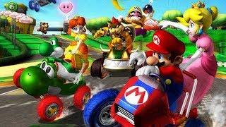 [ N64 720P teste  ] Super Mario Kart