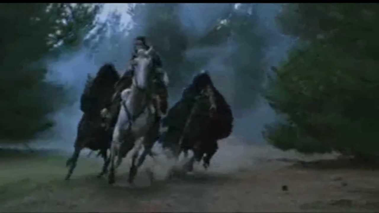 Lord Of The Rings Nazgul Horses