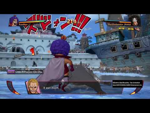 ONE PIECE BURNING BLOOD  new game |