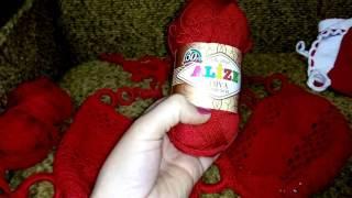 видео Схема вязания крючком купальника