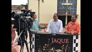Presidente concejo EL Carmen 2018 John Jairo Arcila, estuvo en JAQUE parte 1