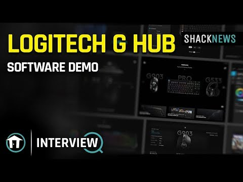 Logitech G HUB Demo