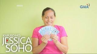 Kapuso Mo, Jessica Soho: Suwerte mo, 'te!