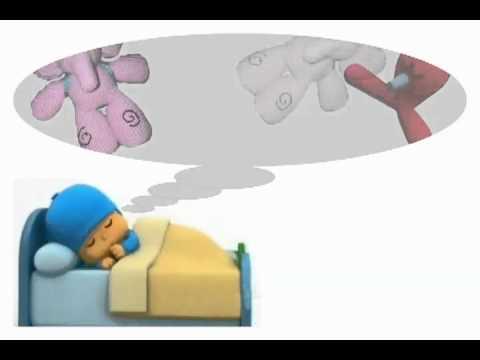 Pocoyo Soñando Para Toys'R'us