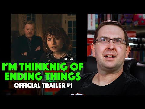 REACTION! I'm Thinking of Ending Things Trailer #1 – Jessie Buckley Movie 2020