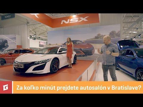 Autosalón Bratislava - čo tu uvidíte?  - GARAZ.TV - Rasťo Chvála