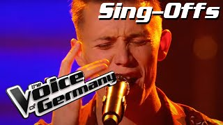 Aerosmith - I Don't Want to Miss a Thing (Matthias Nebel) | The Voice of Germany | Sing Off