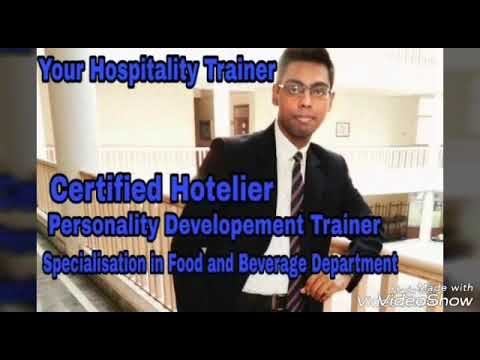 Facilities Provide For A 5 Star Hotel's GM