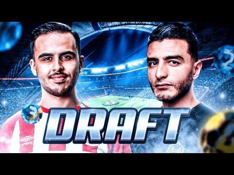 DRAFT MET SOUFIANE TOUZANI!!! - FIFA 19 ULTIMATE TEAM (DEEL 1)