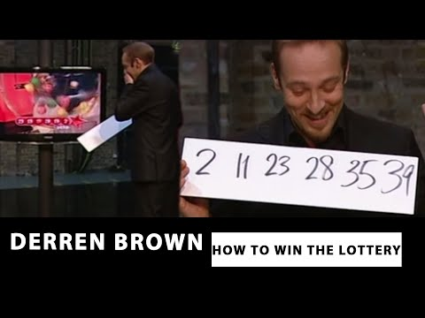 derren-brown-predicts-the-correct-lottery-numbers---how-to-win-the-lottery