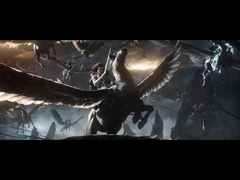 Valkyrie Flashback Scene Thor Ragnarok 1080p Full HD