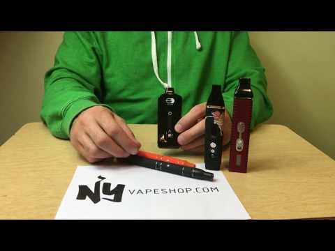Dry Herb Vaporizers – Combustion versus Convection (True Vaporization)